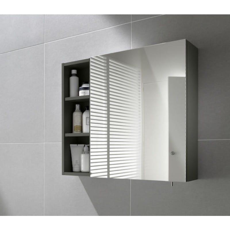 Roca Luna Mirror Wall Cabinet Bathroom Planet