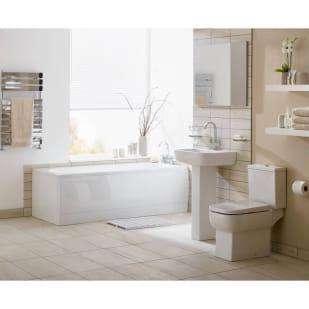ec7022 - essential ivy close coupled wc toilet : bathroom