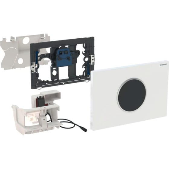 Image of Geberit Sigma10 Touchless WC Flush Plate for Sigma 12cm