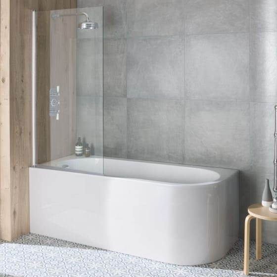 Image of BC Designs Ancorner Shower Bath