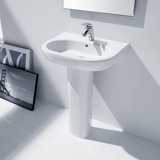 Image of Roca Meridian-N Wall Hung Basin