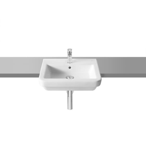 Image of Roca Dama-N Semi-Recessed Basin