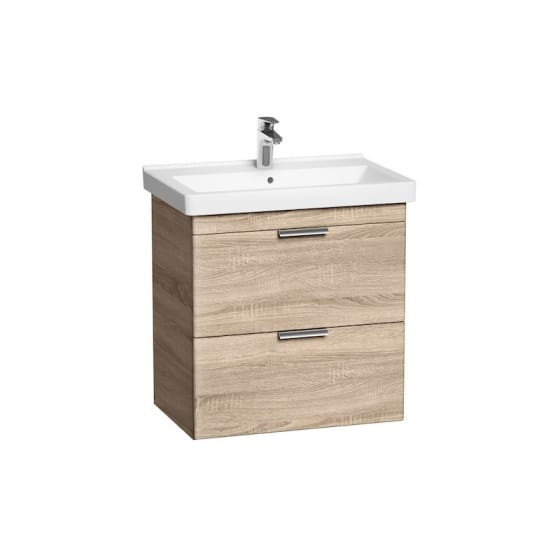 Image of Roca Dama-N Wall Hung Vanity Unit & Basin