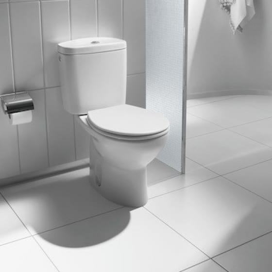 Image of Roca Laura Close Coupled Toilet