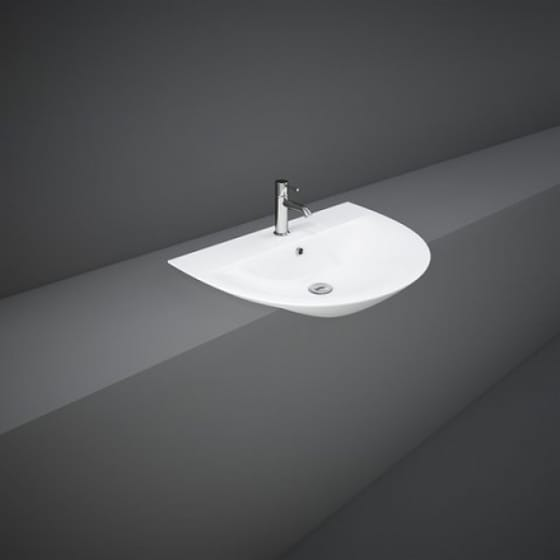 Image of RAK Morning Semi Recessed Basin