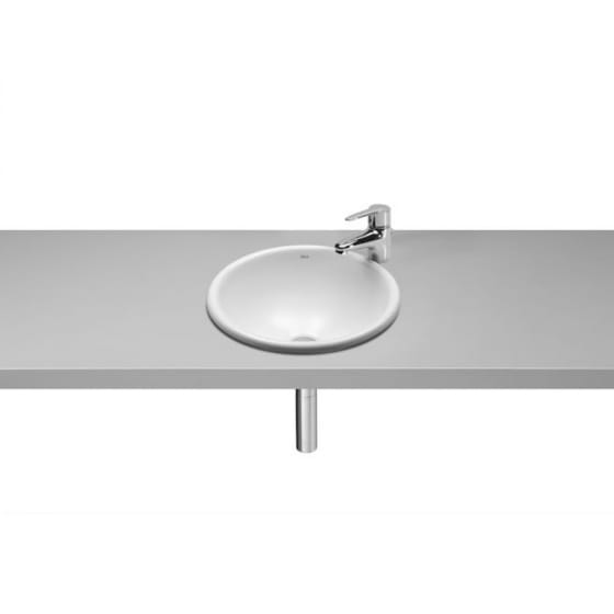 Image of Roca Foro In Countertop Inset Basin