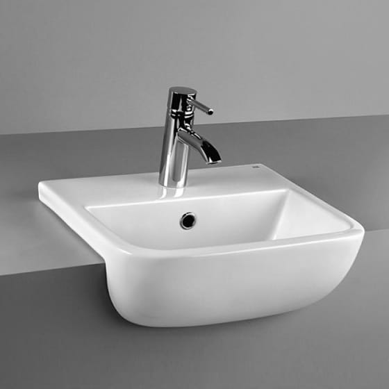 Image of RAK Series 600 Semi Recessed Basin