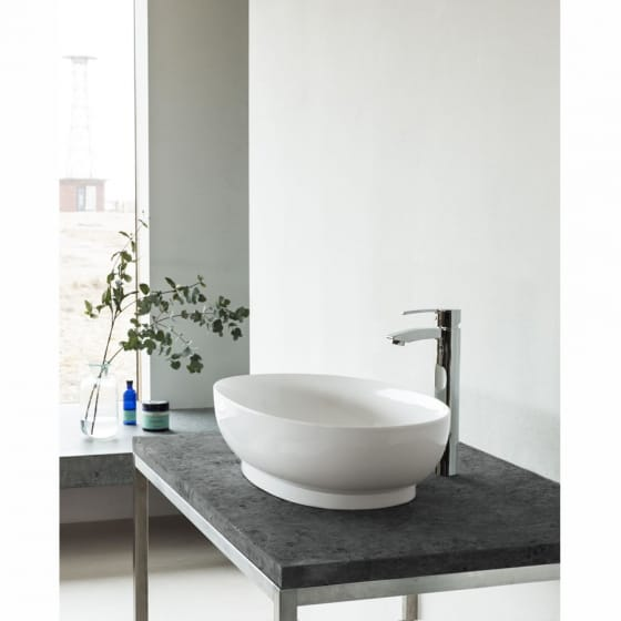 Image of Clearwater Puro ClearStone Countertop Basin