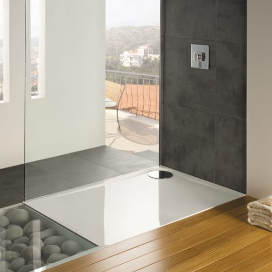 Image of MX Group Optimum Square Shower Tray