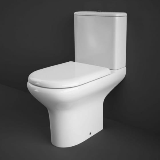 Image of RAK Compact Close Coupled Toilet