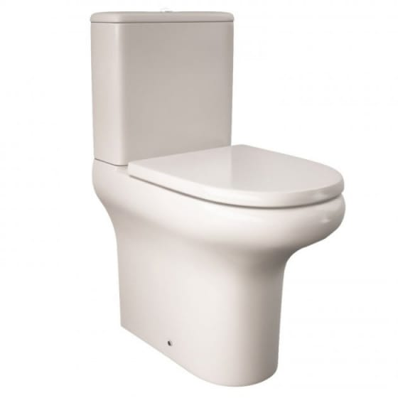 Image of RAK Compact Commercial Close Coupled Toilet