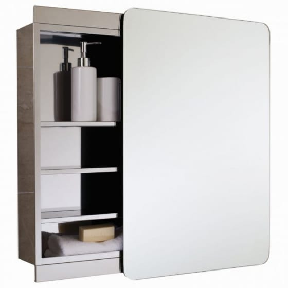 Image of RAK Slide Stainless Steel Single Cabinet