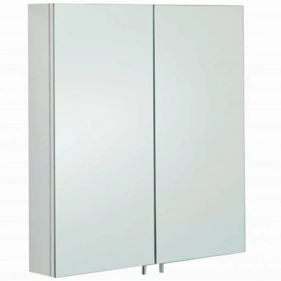 Image of RAK Delta Stainless Steel Double Cabinet