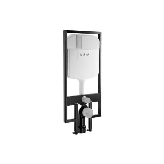 Image of Vitra 8cm Cistern with Slim Frame