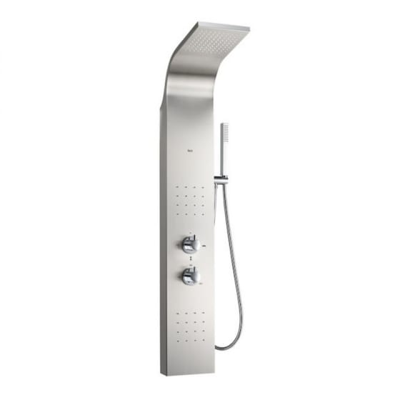 Image of Roca Essential 2.0 Thermostatic Shower Column