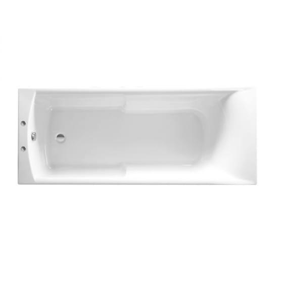 Image of Roca Almeria Acrylic Eco Single Ended Bath
