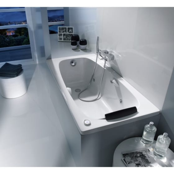 Image of Roca Sureste Acrylic Rectangular Bath