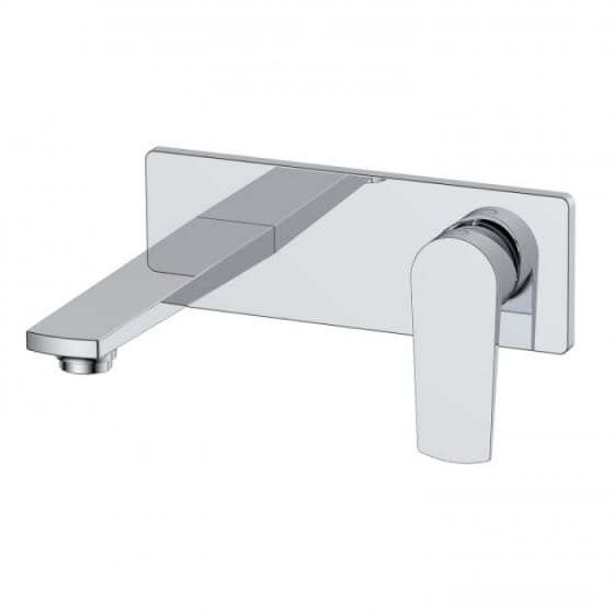 Image of RAK Blade Wall Mounted Basin Mixer