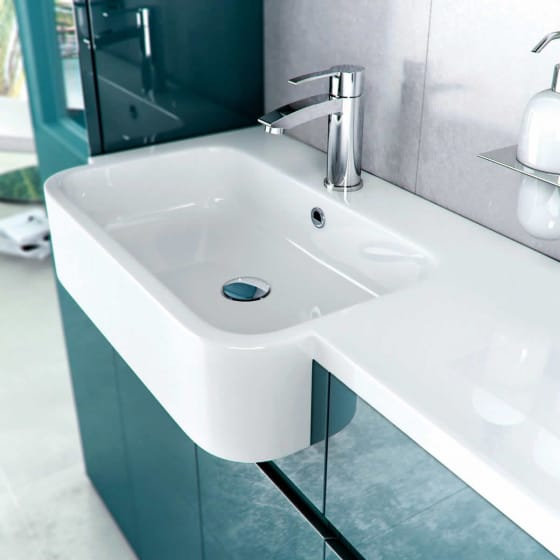 Image of Britton Quattrocast Countertop Basin