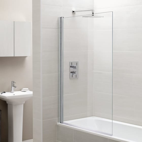 Image of April Identiti2 Single 8mm Bath Screen