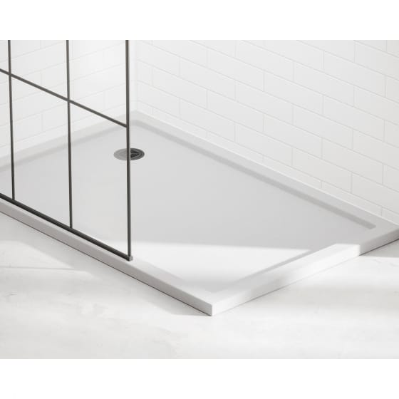Image of April Rectangular Shower Tray