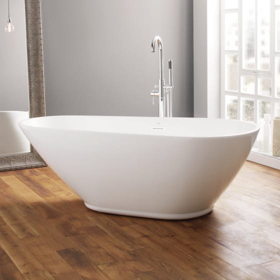 Image of April Danby Contemporary Freestanding Bath
