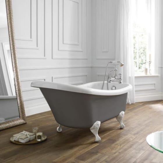 Image of April Eldwick Slipper Freestanding Bath