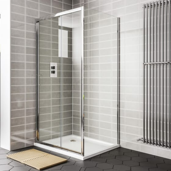 Image of Essential Spring Sliding Door