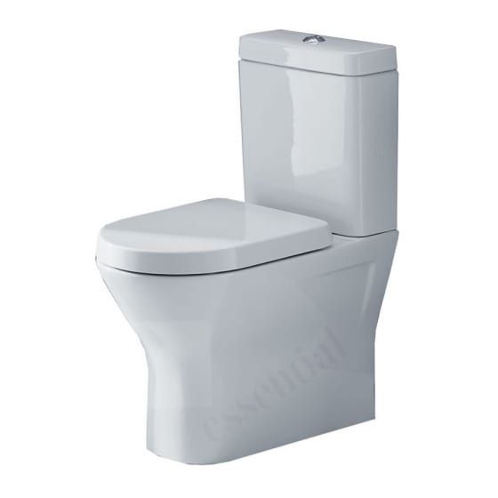 Image of Essential Ivy Close Coupled WC Pack