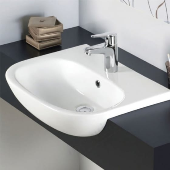 Image of Essential Lily Semi Countertop Basin