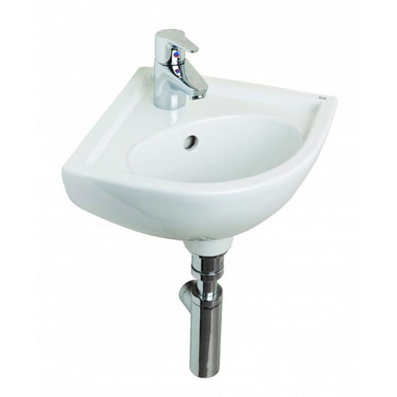 Image of Essential Lily Corner Basin