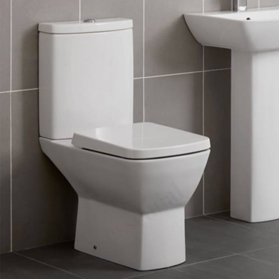 Image of Essential Jasmine Close Coupled WC