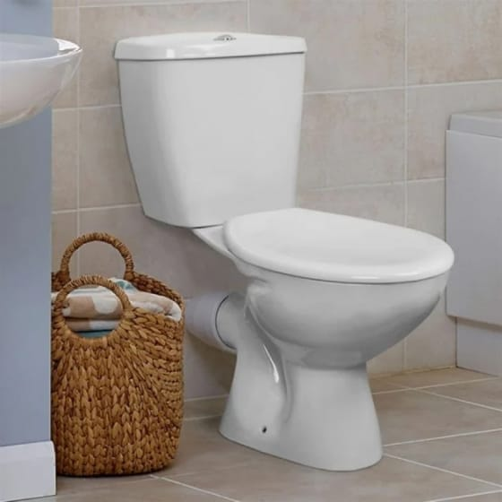 Image of Essential Ocean Close Coupled WC