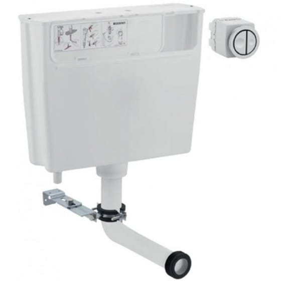 Image of Geberit Low Height Concealed Cistern