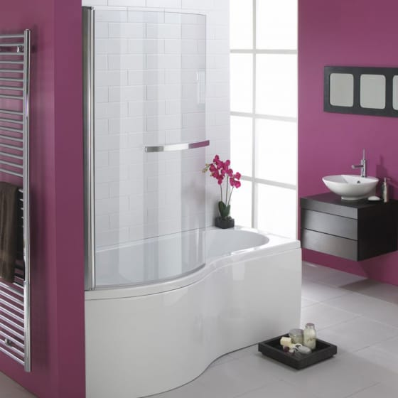 Image of Essential Hampstead Shower Bath