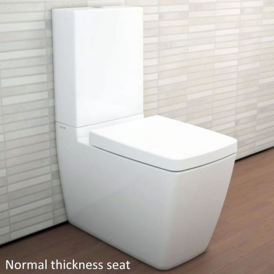 Image of Vitra M-Line Close Coupled Toilet