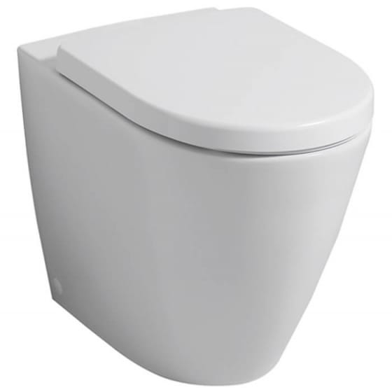 Image of Geberit iCon Back to Wall Pan