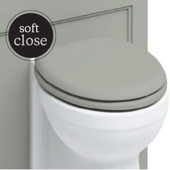 Image of Burlington Soft Close Toilet Seat