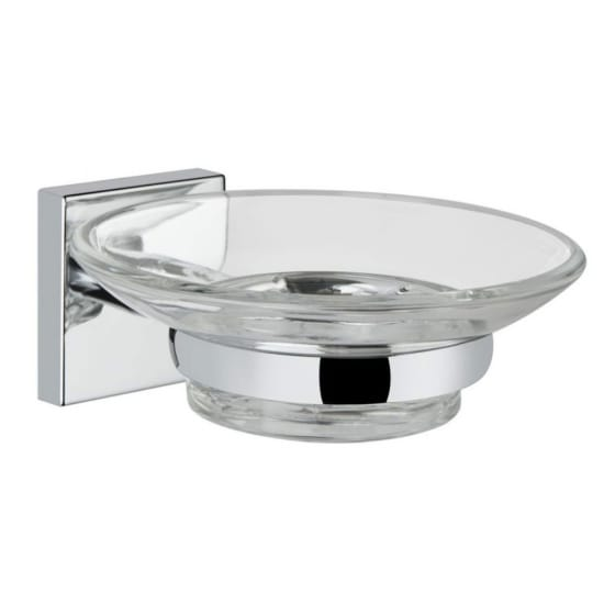 Image of Vitra Q-Line Soap Dish