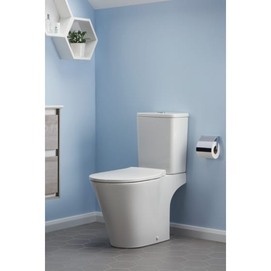 Image of Ideal Standard Concept Air Cube Close Coupled Toilet