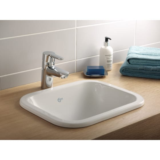 Image of Ideal Standard Concept Cube Countertop Basin