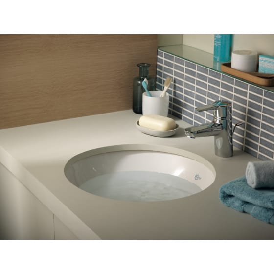 Image of Ideal Standard Concept Sphere Under-Countertop Basin