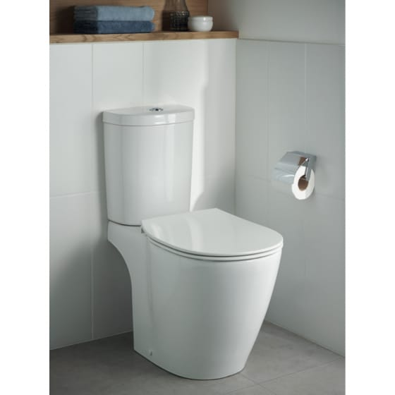 Image of Ideal Standard Concept Arc Close Coupled Toilet