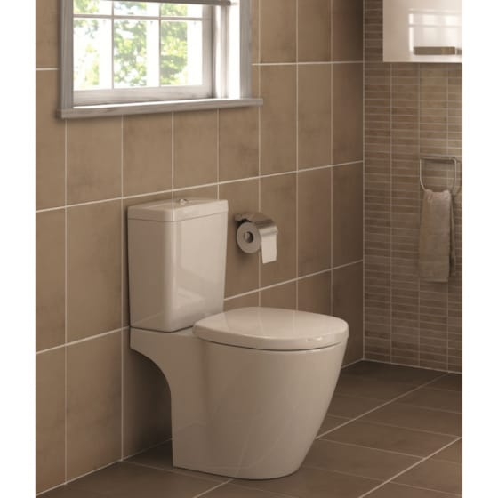 Image of Ideal Standard Concept Cube Close Coupled Toilet