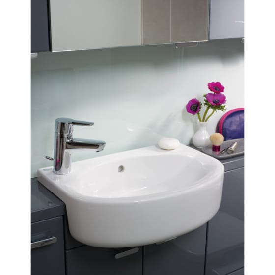 Image of Ideal Standard Concept Space Arc Semi Countertop Basin
