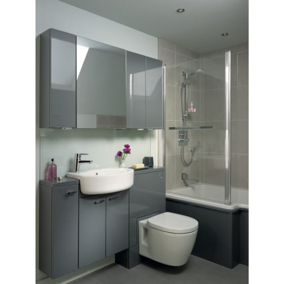 Image of Ideal Standard Concept Space Wall Hung Toilet