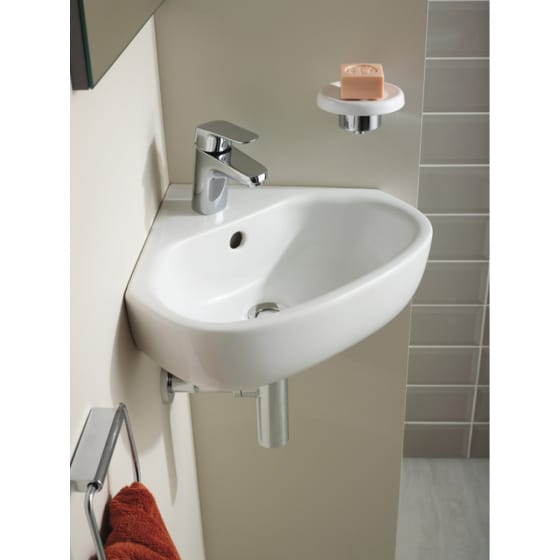 Image of Ideal Standard Studio Echo Corner Handrinse Basin
