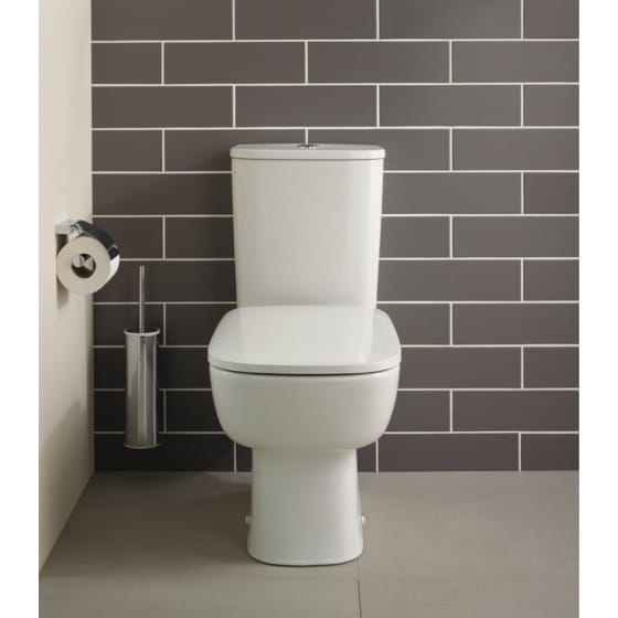 Image of Ideal Standard Studio Echo Close Coupled Toilet