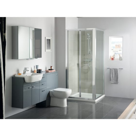 Image of Ideal Standard Studio Echo Back to Wall Toilet