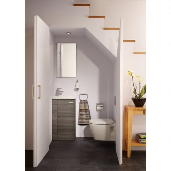 Image of Ideal Standard Concept Space Floorstanding Guest Basin Unit